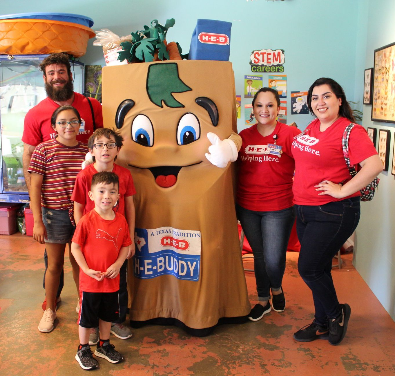 HEB Tournament of Champtions supports Free Sundays